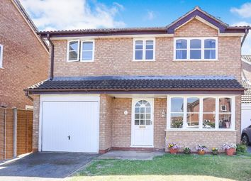 Thumbnail 5 bed detached house for sale in Cornmill Grove, Perton, Wolverhampton