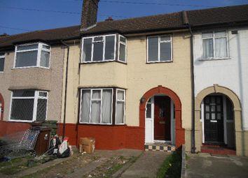 Thumbnail 3 bed terraced house to rent in Whitebarn Lane, Dagenham, Essex