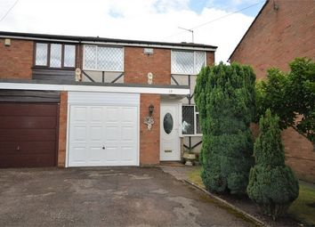 Thumbnail 3 bed semi-detached house for sale in Montgomery Close, Toll Bar End, Coventry, West Midlands