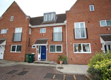 Thumbnail 3 bed terraced house to rent in Rowan Close, Ashford, Middlesex
