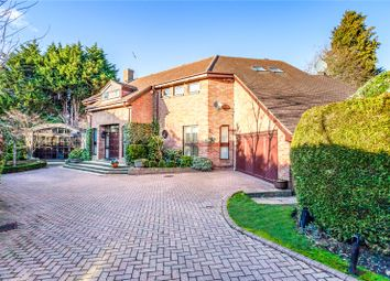 Thumbnail 4 bed detached house for sale in Laurino Place, Bushey Heath, Hertfordshire