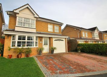 Thumbnail 4 bed detached house for sale in The Poplars, West Cheshunt, Herts