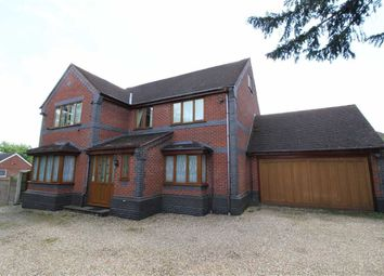Thumbnail 4 bed detached house for sale in Hospital Lane, Coseley, Bilston