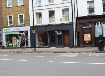 Thumbnail Retail premises to let in 49 Highgate High Street, Highgate, London