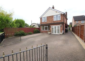 Thumbnail 3 bed detached house for sale in Northfield Road, Soham, Ely