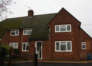 Thumbnail 3 bedroom semi-detached house to rent in Manor Farm Cottages, Warboys Road, Bury
