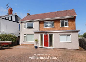 Thumbnail 4 bed detached house to rent in Gronant Road, Prestatyn