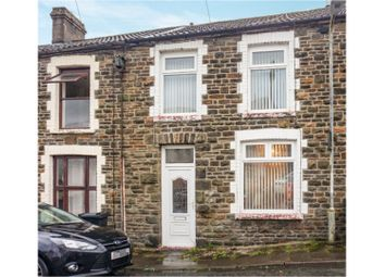 Thumbnail 3 bed terraced house for sale in John Street, Treharris
