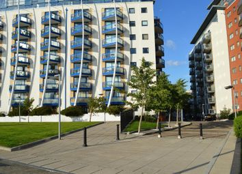 Thumbnail 1 bed flat to rent in Apollo Building, 1 Newton Place, South Quay, Millharbour, Mudchute, Cross Harbour, Canary Wharf, London