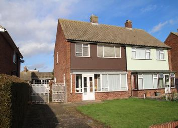 Thumbnail 3 bed semi-detached house for sale in Whitegates Avenue, West Kingsdown, Sevenoaks, Kent