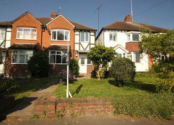 Thumbnail 3 bed semi-detached house to rent in Woodleigh Avenue, Harborne
