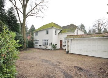 Thumbnail 4 bed detached house for sale in The Maultway, Camberley, Surrey