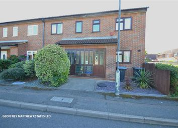 Thumbnail 2 bed terraced house for sale in Holmes Meadow, Harlow, Essex