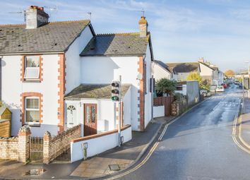 Thumbnail 1 bed end terrace house for sale in Exeter Road, Kingsteignton, Newton Abbot