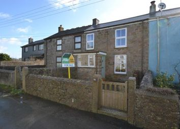 Thumbnail 3 bed terraced house for sale in Troon, Camborne, Cornwall