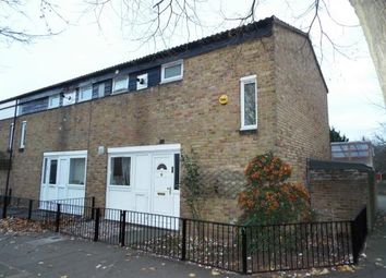 Thumbnail 2 bed end terrace house for sale in Wren Path, West Thamesmead, London, United Kingdom