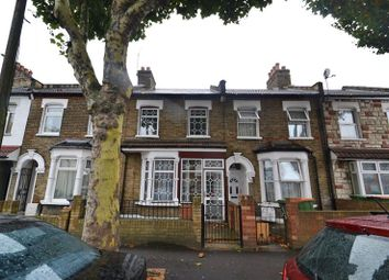 Thumbnail 3 bed terraced house for sale in New City Road, Plaistow, London