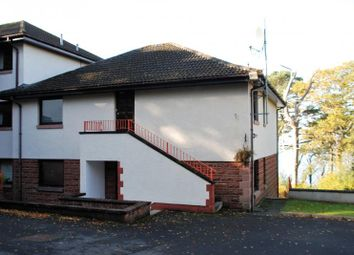 Thumbnail 2 bed flat to rent in Highfield Court, Skelmorlie