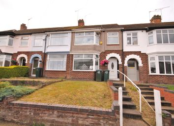 Thumbnail 3 bed terraced house for sale in Wyken Croft, Coventry