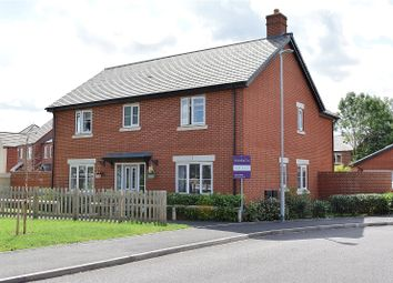 Thumbnail 4 bed detached house for sale in Centurion Drive, Kempsey, Worcester, Worcestershire