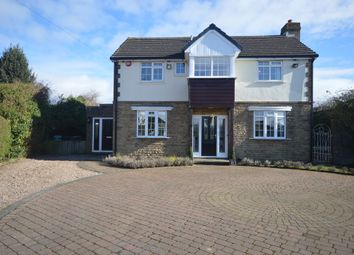 Thumbnail 4 bed detached house for sale in Dunbottle Lane, Mirfield, West Yorkshire