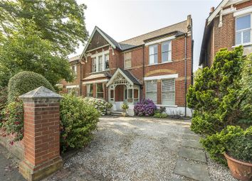 Thumbnail 6 bedroom detached house for sale in Hamilton Road, Ealing