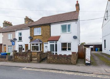 Thumbnail 3 bed end terrace house for sale in Shortlands Road, Sittingbourne