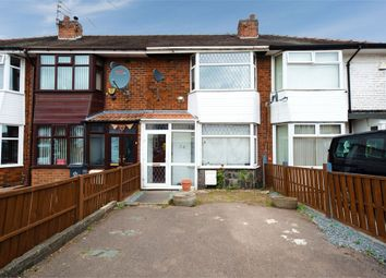 Thumbnail 3 bed terraced house for sale in Rosedale Avenue, Belgrave, Leicester