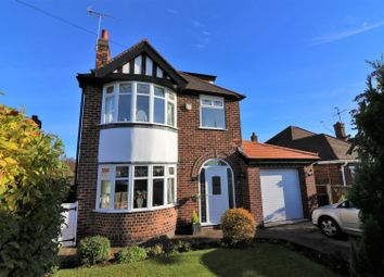 Thumbnail 3 bedroom detached house for sale in Linby Road, Hucknall, Nottingham