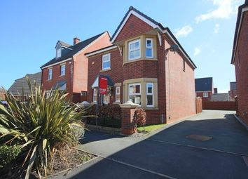 Thumbnail 4 bed detached house for sale in Cornwall Avenue, Buckshaw Village, Chorley
