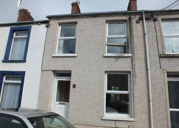 Thumbnail 2 bed terraced house for sale in Dewsland Street, Milford Haven, Pembrokeshire