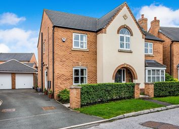 Thumbnail 4 bedroom detached house for sale in Linby Way, St. Helens