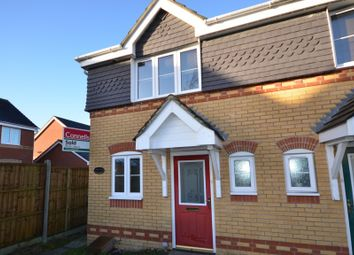 Thumbnail 2 bed end terrace house to rent in Wimborne Close, Beggarwood, Basingstoke