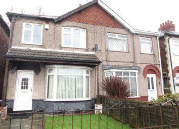 Thumbnail 3 bedroom semi-detached house for sale in Lower House Lane, Liverpool