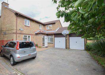Thumbnail 4 bedroom detached house for sale in Sebrights Way, South Bretton, Peterborough