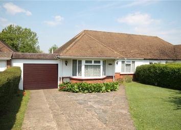 Thumbnail 2 bed semi-detached bungalow for sale in Great Tattenhams, Epsom