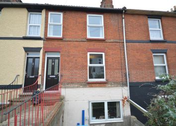 Thumbnail 4 bedroom terraced house to rent in Maria Street, Harwich