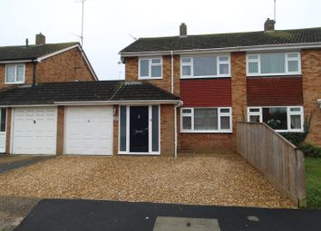 Thumbnail 3 bed semi-detached house for sale in Wye Close, Bletchley