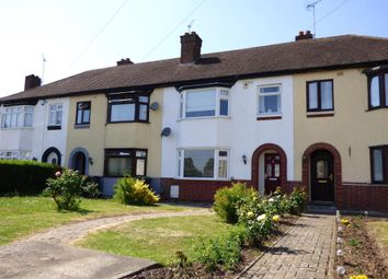 Thumbnail 3 bed terraced house for sale in Broad Avenue, Bedford, Bedfordshire