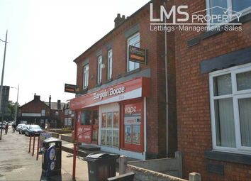 Thumbnail 1 bedroom flat to rent in High Street, Winsford