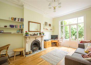 Thumbnail 2 bedroom maisonette for sale in Stapleton Hall Road, Stroud Green, London