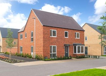 """Thumbnail 4 bed detached house for sale in """"Avondale"""" at Pedersen Way, Northstowe, Cambridge"""
