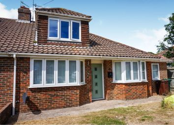 Thumbnail 4 bed semi-detached house for sale in Meadow Close, Rottingdean