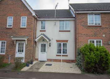 Thumbnail 2 bed terraced house for sale in Salk Road, Gorleston, Great Yarmouth