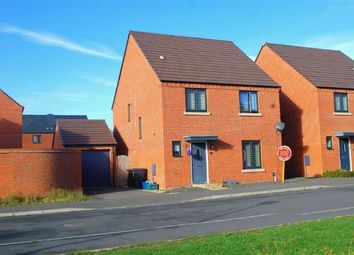 Thumbnail 4 bed detached house for sale in Kent Crescent, Upton, Northampton
