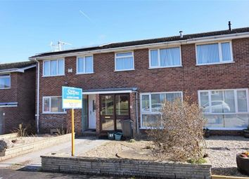 Thumbnail 3 bed terraced house to rent in North Hills Close, Weston-Super-Mare