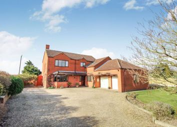 Thumbnail 4 bed detached house for sale in Greengate Lane, South Duffield