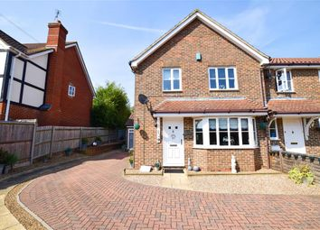 Thumbnail 3 bed end terrace house for sale in Gascoyne Close, Bearsted, Maidstone, Kent