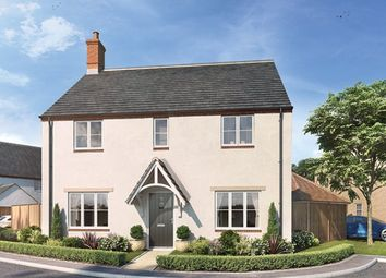 Thumbnail 4 bed detached house for sale in The Hatfield, Off Rousham Road, Tackley, Oxfordshire