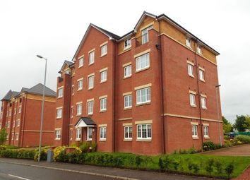 Thumbnail 2 bed flat to rent in Leighton Court, Glasgow